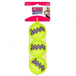 Kong Squeakair Balle de tennis Medium