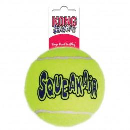 Kong Squeakair Balle de tennis Large KONG 35585775579 Jouets Kong