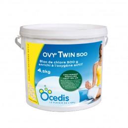 Bloc de chlore Ovy'Twin 500 Ocedis