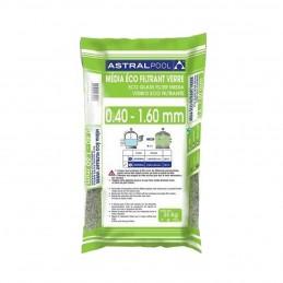 Verre éco filtrant Fin 0.4-1.6mm Wellness WELLNESS 3760208352017 Produits nettoyage piscine