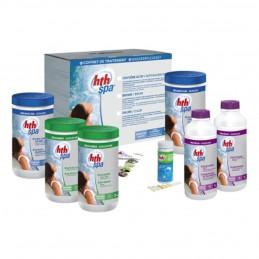 Coffret de traitement au chlore HTH HTH ADVANCED 3521686010697 Traitement de l'eau