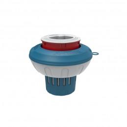Doseur de chlore flottant retractable Blue Line WELLNESS 8435283950469 Accessoires de piscine