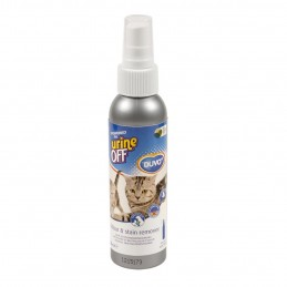 Spray Urine Off chat & chaton 118 ml ANIMAL FOOD DIFFUSION 811665016998 Divers