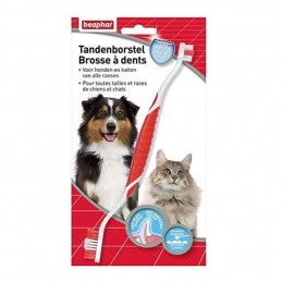 Beaphar Brosse à dents haleine fraîche chien & chat BEAPHAR 8711231153084 Hygiène bucco-dentaire
