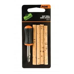 Bait drill 6mm + recharge fox FOX 5055350251027 Petit matériel carpe