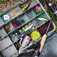 Matériel d'équipement pour pratiquer la pêche - Exotus animalerie en ligne et magasins
