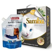 Litières pour chat et accessoires  - Litière pour chat - L'exotus