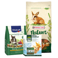 Alimentation Lapin : Animalerie L'exotus