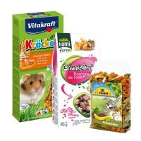 Nourriture pour Hamster : L'exotus