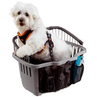 Accessoire voiture et vélo pour chien - Balades en toute sécurité animal