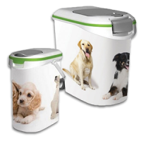 Conteneur Croquettes Chien - Protéger les aliments de votre animal au frais et inaccessibles